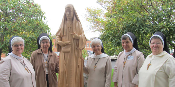 Blessed Mary Angela Statue Ceremony 016
